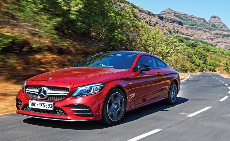 mercedes amg c43 review