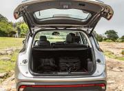 mg hector boot space