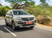 mg hector india review