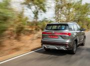 new mg hector review