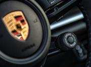 porsche 911 steering wheel boss
