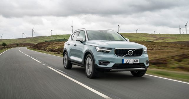 Volvo XC40 gets powertrain & equipment upgrades