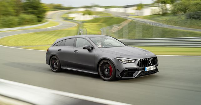 2020 Mercedes-AMG CLA 45 Shooting Brake