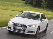 2017 Audi A4 drive