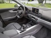 Audi A4 image interior
