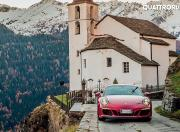 2018 Porsche 911 GTS front