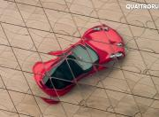 2018 Porsche 911 GTS reflection