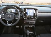 Volvo XC40 image Dashboard Interior Cabin1