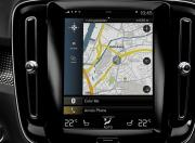 Volvo XC40 image Touchscreen Infotainment system1