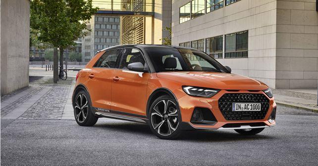 2019 Audi A1 Citycarver Static Front Quarter