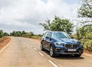 2019 BMW X5 motion