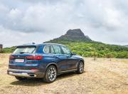 2019 BMW X5 static rear