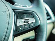 2019 BMW X5 steering controls