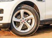 2019 Jaguar F Pace image alloy wheel