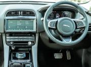 2019 Jaguar F Pace image interior