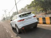 2019 Jaguar F Pace image rear