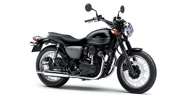 2019 Kawasaki W800 Street launched in India