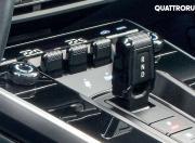 2019 Porsche 911 gear lever