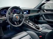 2019 Porsche 911 interior