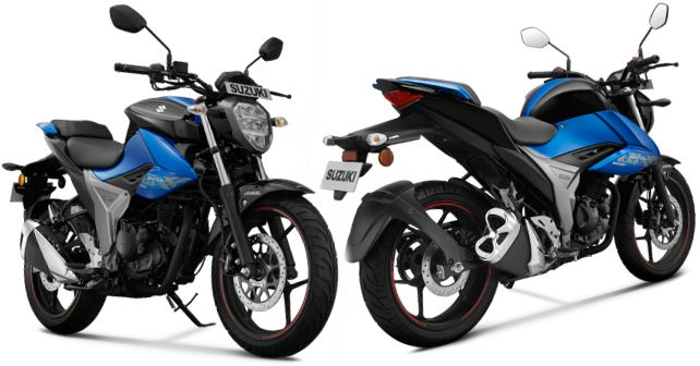 2019 Suzuki Gixxer 155 Launched India M