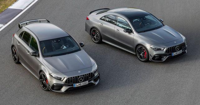2020 Mercedes AMG A 45 CLA 45