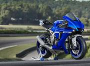 2020 Yamaha YZF-R1 and R1M break cover