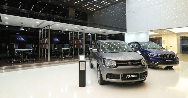 Maruti Suzuki NEXA completes four years