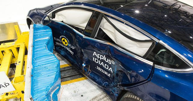 Tesla Model 3 achieves 5-star safety rating in Euro NCAP ...