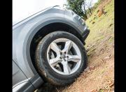 Audi Q7 alloy wheel