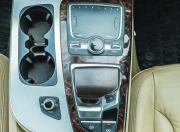 Audi Q7 gear lever