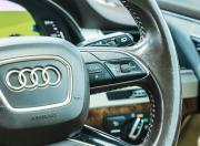 Audi Q7 steering