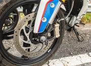 BMW G 310 R disc brake
