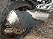 BMW G 310 R exhaust