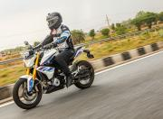 BMW G 310 R performance