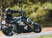 Ducati Diavel 1260 S handling