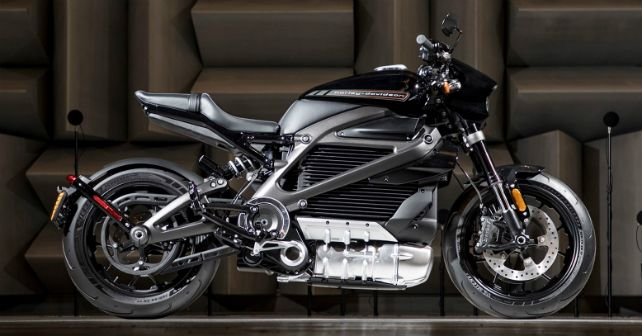 Harley Davidson LiveWire Electric Unveiled M