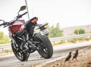 Honda CB300R rear angle
