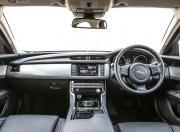 Jaguar XF image front interior gal