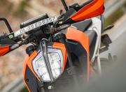 KTM 390 Duke LED headlamps