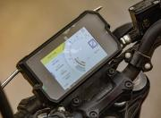 KTM 390 Duke TFT colour display