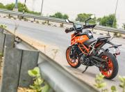 KTM 390 Duke rear static