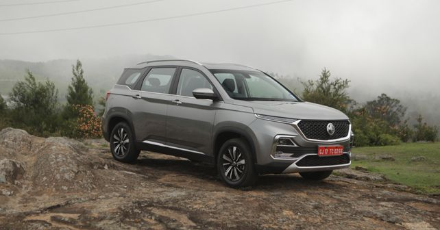 MG Hector Media Drive Coimbatore