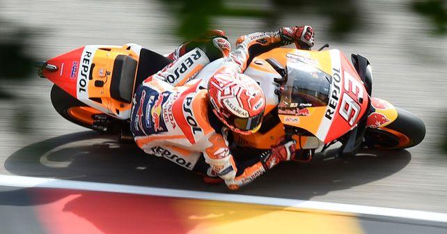 Marquez Wins German GP 2019