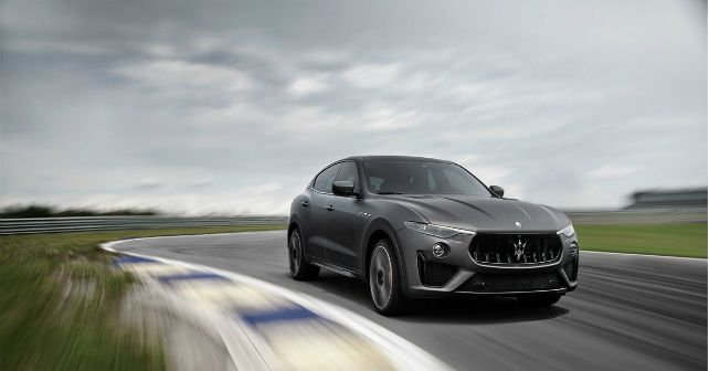 Maserati Levante Trofeo India Launch Confirmed M