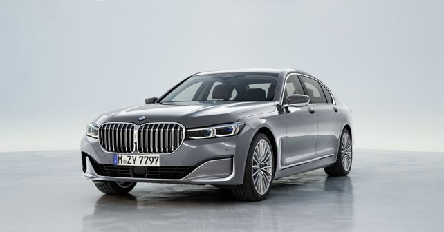 2019 BMW 7 Series Facelift launched in India