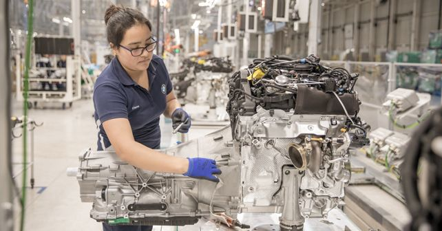 BMW Group Engine Assembly Plant