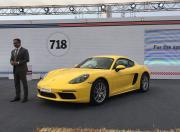 Porsche 718 Boxster Photo Gallery1