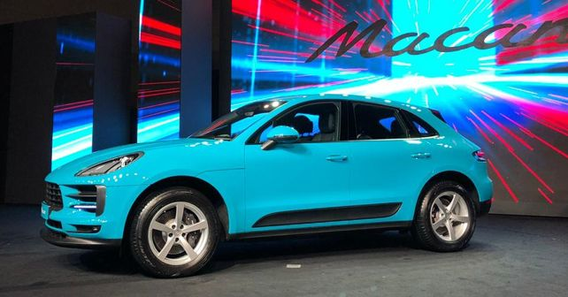 2019 Porsche Macan facelift launched in India