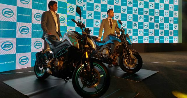 CFMoto launches four motorcycles in India