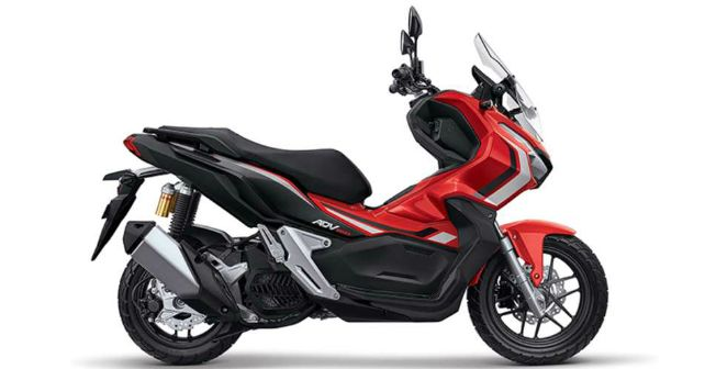 Honda Adv150 Scooter Giias